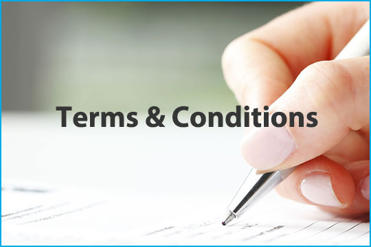 terms and conditions outline the rules and regulations for the use of our Website