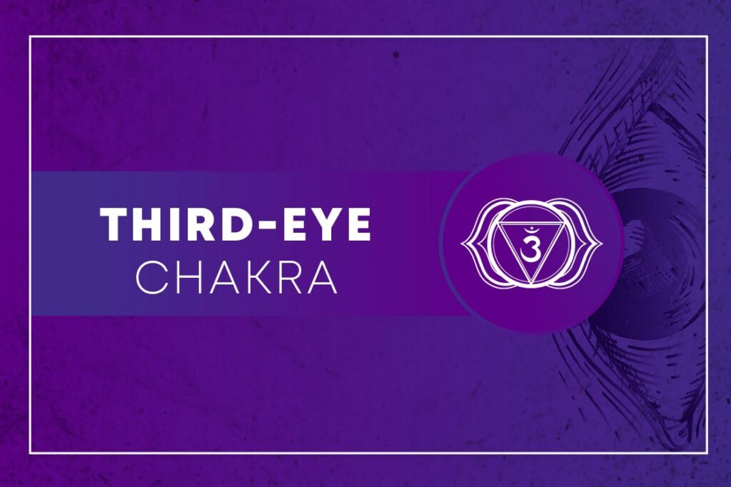 Ajna or Third-Eye Chakra